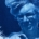 portret, blauwdruk, cyanotype